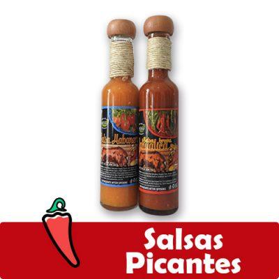 Salsas Picantes